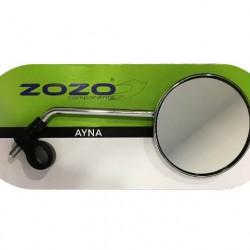 Zozo Kelepçe Bağlantılı Büyük Bisiklet Ayna JY-1112