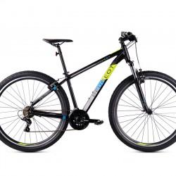 Peugeot M19-29 Erkek Dağ Bisikleti 432H V 29 Jant 21 Vites Tourney Siyah
