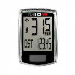 Echowell Km Saati U10W 10 Fonksiyon Kablosuz/Sıcaklık Siyah