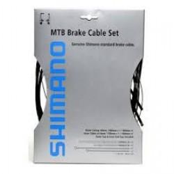 Shimano Fren Kablo Tel Seti Yol ve MTB Uyumlu